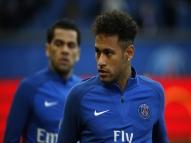 Neymar volta aos treinos no PSG e deve encarar o Olympique