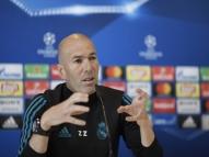Zidane mantém discurso humilde na véspera da final