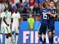 Em jogo marcado por recordes, Japão e Senegal empatam