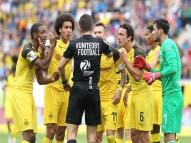 Borussia Dortmund empata com o Hoffenheim e cai para 3º