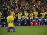 Brasil faz 3 a 1 no Peru e conquista a Copa América