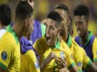 Brasil bate a Argentina e conquista vaga olímpica