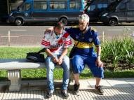 Confira imagens do adeus a Maradona em Buenos Aires