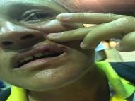 Vídeo: árbitra é agredida com socos em jogo na UFPI