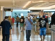 Shopping Recife reabre com muito movimento e protocolos