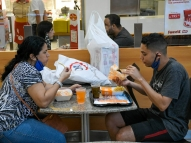 PE: retorno das praças de alimentação movimenta shoppings