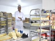 Ex-vendedor de quentinhas supera pobreza com bolos de rolo