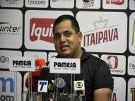 Leston Júnior garante força máxima diante do Ceará