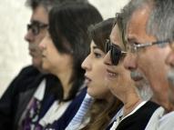 Unidos, pais de Mirella acompanham júri e pedem Justiça
