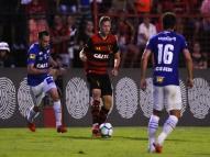 Marlone quer 'sangue nos olhos' contra o Palmeiras