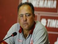 Márcio Goiano atrás de reforços no Paraguai