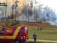 SP: queda de avião causa mortes e incêndio em Piracicaba