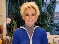 Ana Maria Braga testa positivo para Covid-19