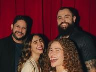 Jorge & Mateus lançam feat com Anavitória nesta sexta
