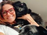Giovanna Antonelli adota cachorra e faz declaração