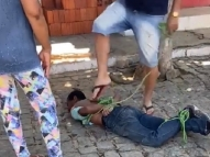Comerciante bolsonarista amarra e espanca quilombola