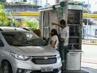 Corrida por gasolina secou postos de combustível no Recife