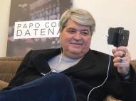 Datena critica multa para quem estiver sem máscara em SP