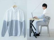 Marca japonesa cria pijama para usar em videoconferências