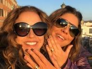 Daniela Mercury e Malu Verçosa se casam pela terceira vez