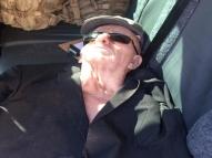 Homem é preso tentando roubar banco com máscara de idoso