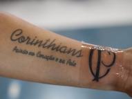 Corinthians entra para o Guinness com recorde de tatuagens