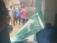 VP do Santa Cruz tem escritório depredado no Recife