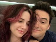 Felipe Neto celebra quatro anos de namoro com Bruna Gomes