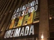 Em Nova York, Jair Bolsonaro é alvo de protestos