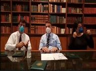 Bolsonaro afirma que 2º teste para Covid-19 deu negativo