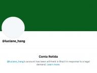 Twitter suspende contas bolsonaristas por ordem do STF