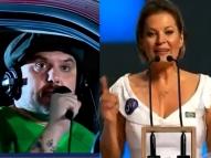 Música do 'He-Man' e cantoria: os memes do último debate