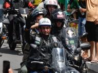 Jair Bolsonaro lidera motociata em Pernambuco neste sábado