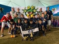 Remo conquista título de torneio internacional Sub-8