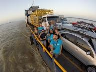 Expedição leva stand up paddle até o Marajó