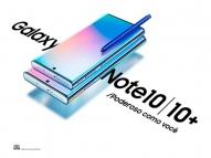 Samsung anuncia novo Galaxy Note 10 em dois tamanhos