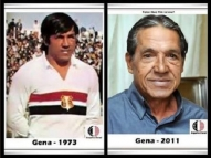Santa Cruz lamenta a morte do ex-jogador Gena