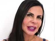 Mulher pede para Gretchen cuidar da menopausa e ela rebate