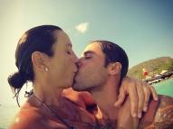 Ivete se declara ao marido: 'Com você eu quero tudo'