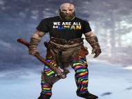 Criador de Kratos diz no Twitter que personagem é bi