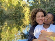 Leandra Leal faz festinha para celebrar 7 anos da filha