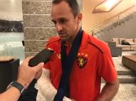 Magrão pede que torcida do Sport apoie Mailson