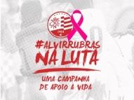 Náutico promove ação em prol do 'Outubro Rosa'