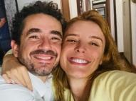 Rafa Brites e Felipe Andreoli esperam pelo segundo filho