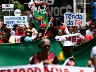 Recife: Grito dos Excluídos promove arrecadação de feijão