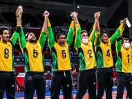 Seleção masculina conquista ouro inédito no goalball