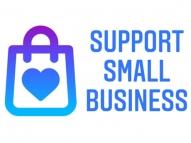 Aprenda a usar a figurinha 'Apoie pequenas empresas'