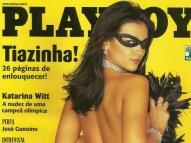 Confira as cinco capas mais vendidas da revista Playboy