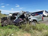 Motorista morre após acidente em Serra Talhada