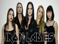 Banda só de mulheres faz tributo ao Iron Maiden